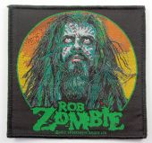 Rob Zombie - 'Past, Present & Future' Woven Patch